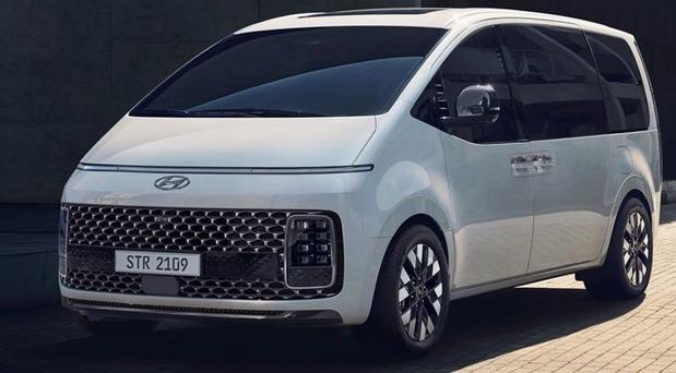 Hyundai Staria i zvanično