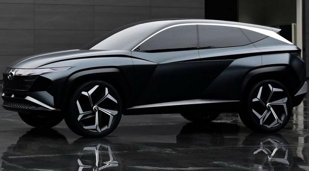 Hyundai Vision T concept