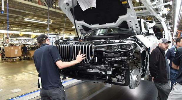 I BMW zatvorio fabriku u Americi