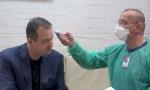 I Dačić na proveri: Pojačana kontrola na aerodromu zbog virusa