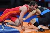 I Datunašvili poražen na startu