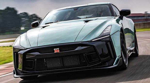 I Nissan GT-R biće hybrid?