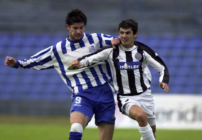 I Partizan se oprostio od Mrdakovića (foto)