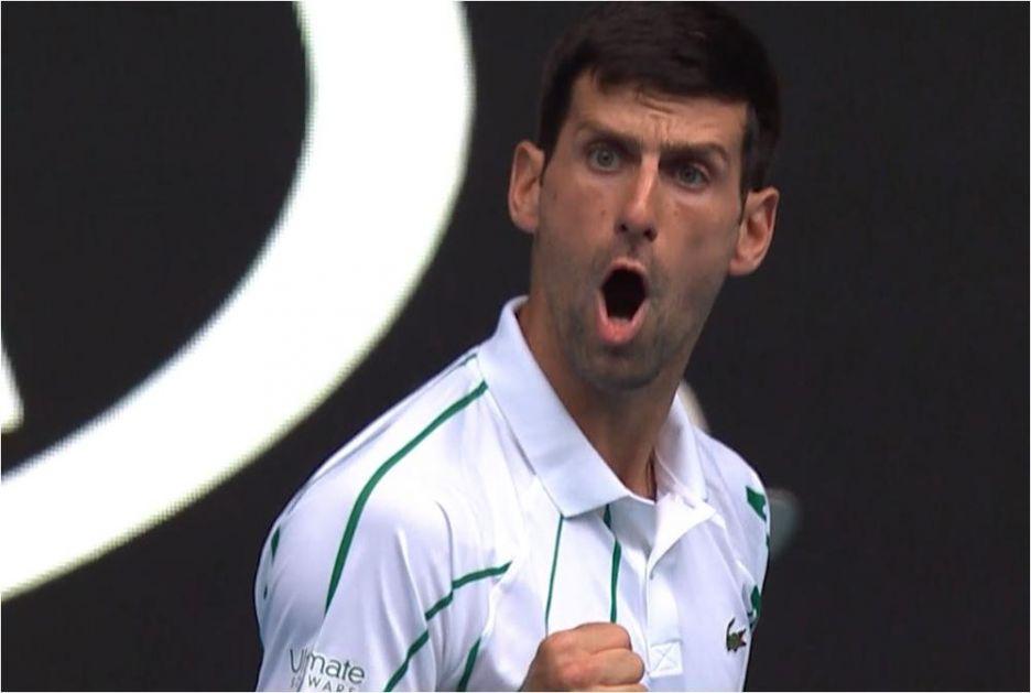 I TO BEŠE ITO: Novak održao lakši trening protiv Japanca, u narednom kolu protiv sunarodnika, Đereovog dužnika Nišioke!