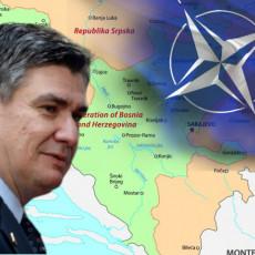 I TO SE DESILO! Milanović napao NATO: Nema nikakvih promena bez saglasnosti Srbije - pomenuo i Dodika
