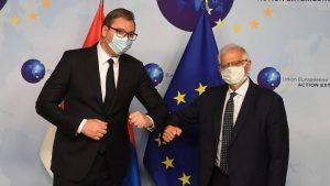 I dalje niska stopa usaglašavanja Srbije sa spoljnopolitičkim kursom EU