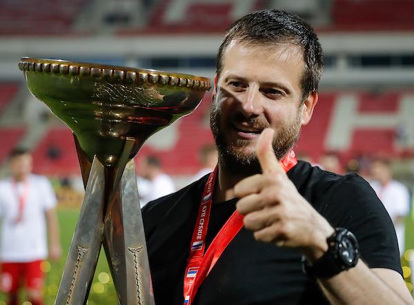 I dok se Zvezda i Partizan spremaju za prvo kolo, Lalatović: Veliki klubovi kreću od trećeg kola