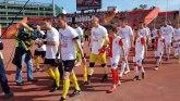 I fudbaleri Vojvodine i Partizana najavili otvaranje Sportskih igara mladih