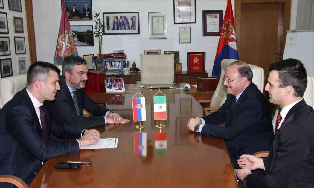 I meksički investitori dolaze u Srbiju