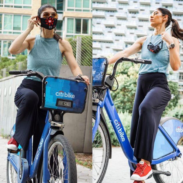 I modni aksesoari imaju novu primenu: Lančić za zaštitnu masku za lice olakšaće vam život