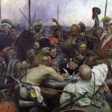 I ti i tvoji Turci nas POLJUBITE U D*PE! Pročitajte URNEBESNO PISMO kozaka koje su poslali sultanu (FOTO/VIDEO)
