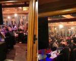 I u Nišu prekinuta kafanska žurka: 180 ljudi u jednom restoranu protivno akuelnim merama