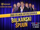 I za srpsku Novu godinu uživajte uz do sada neviđenog Balkanskog špijuna