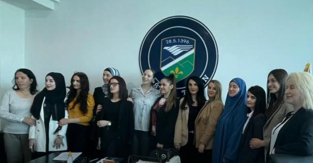 I zvanično formirana Ženska odbornička mreža u Tutinu