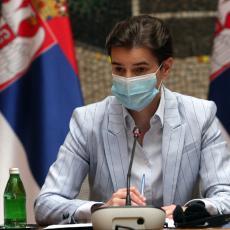 IDEM U NOVI PAZAR DA SE UVERIM U SITUACIJU: Brnabić danas u žarištu korona virusa sa ministrom Lončarom
