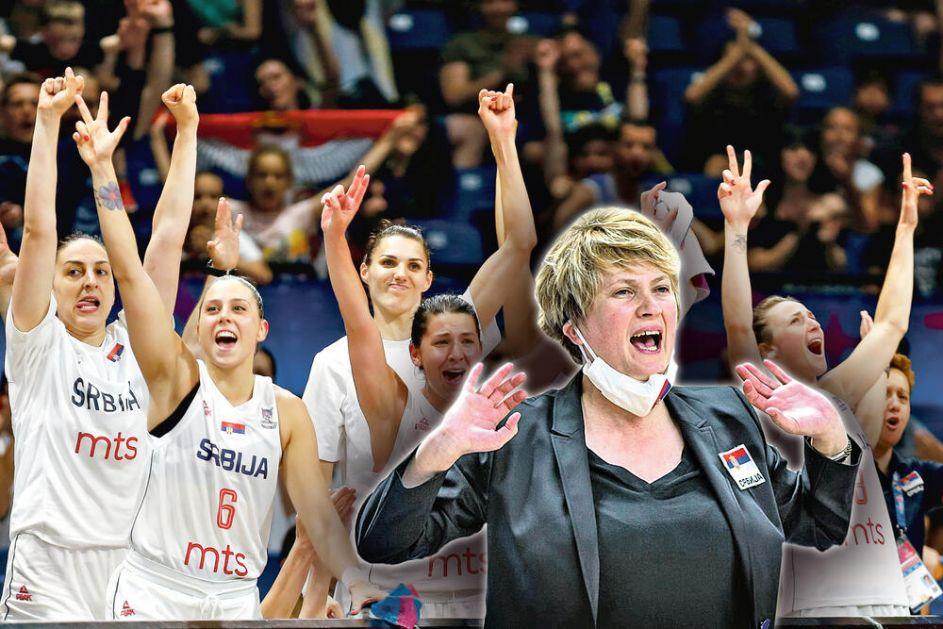 IDEMO! Srbija danas protiv Italije igra prvi meč na Evrobasketu