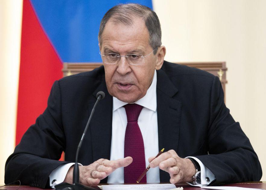 IDENTIČNA REAKCIJA, KAO U OGLEDALU! Lavrov: Rusija će odgovoriti na raspoređivanje balističkih raketa od strane SAD
