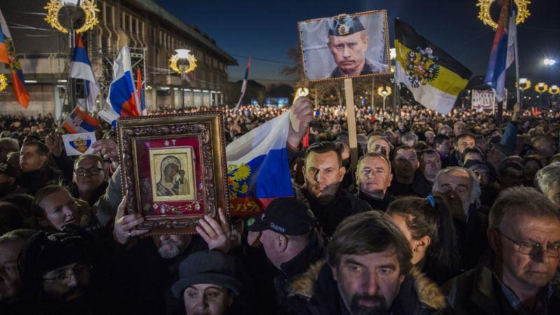 IEP: Velika većina Rusiju vidi kao prijatelja Srbije