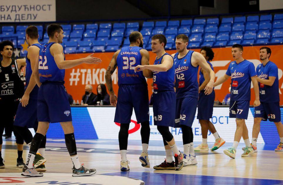 IGOKEA GOSTUJE ZVEZDI Bajić: To je tim koji ima najviše ciljeve u ABA ligi