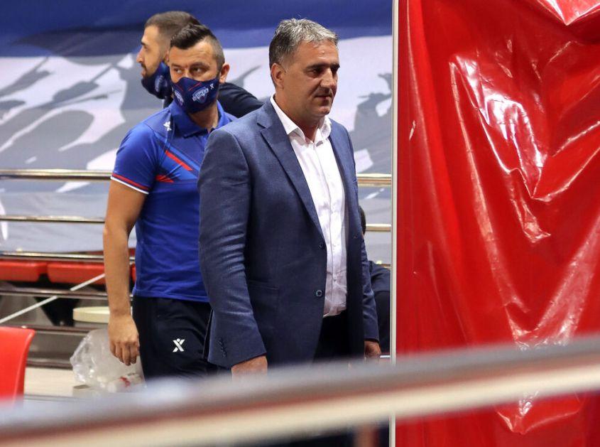IGOKEA SE NE PREDAJE Bajić bi da seriju protiv Zvezde vrati u Beograd