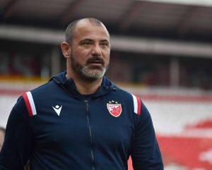 'IGRAČI MORAJU DA SHVATE DA JE OVO CRVENA ZVEZDA': Stanković zadovoljan nakon pobede!