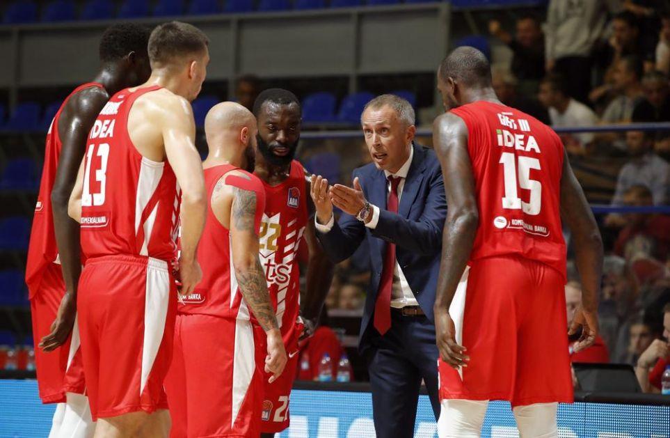 IGRAČI NISU KRIVI! JA SAM KRIV: Trener Crvene zvezde Milan Tomić preuzeo odgovornost za poraz od Budućnosti! Evo gde je pogrešio