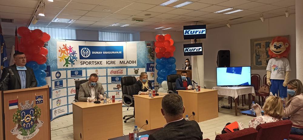 IGRE I DEFINITIVNO KREĆU: Priboj proglašen za domaćina nove sezone Sportskih igara mladih