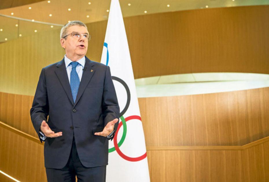 IGRE U TOKIJU ĆE BITI ODRŽANE: MOK i Vlada Japana demantuju priče o otkazivanju najvećeg sportskog događaja