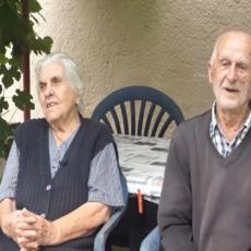 IMA 87 GODINA I CEPA DRVA: Deda Marko ne pije tablete, a njegova žena Mara (86) otkriva tajnu vitalnosti (VIDEO)