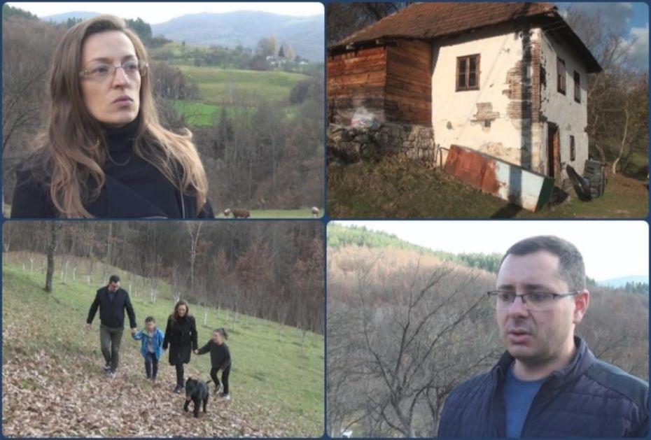 IMA ŽIVOTA I VAN BEOGRADA: Varaklići oduševili Srbiju, sa dvoje dečice vratili se u rodno selo i UŽIVAJU! RADE IMANJE OD 6 HEKTARA