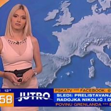"IMALA JE 37 KILOGRAMA Mlada srpska voditeljka je od gladi padala u nesvest, progovorila je o bolesti i velikoj pobedi: ""Anoreksijo, pokušaj neki drugi put!"""