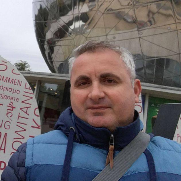IN MEMORIAM: Nebojša Dimitrijević