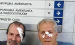 INCIDENT NA BANOVOM BRDU: Sukob stanara i investitora, dvojica komšija sa povredama prevezeni u Urgentni! (FOTO)
