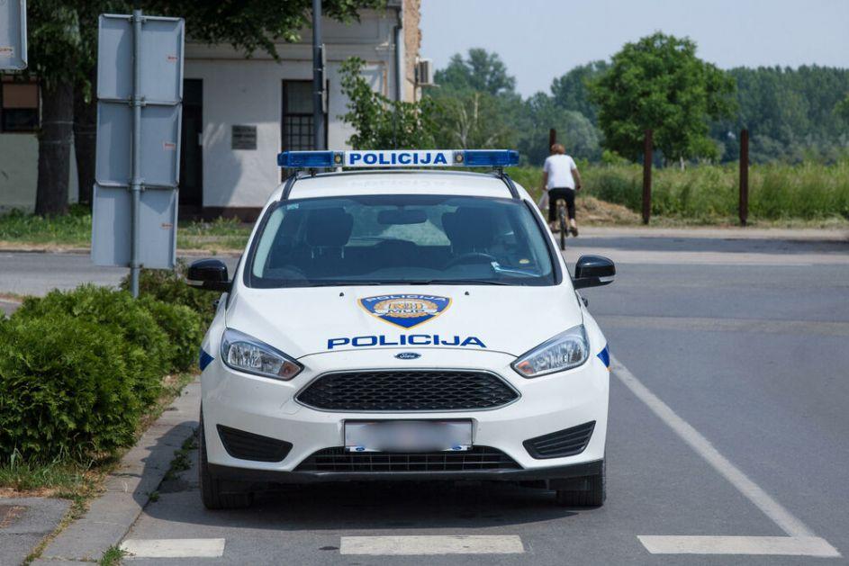 INCIDENT U ZAGREBU: Skinuo masku u prodavnici, pretio obezbeđenju pa se vratio sa bombom