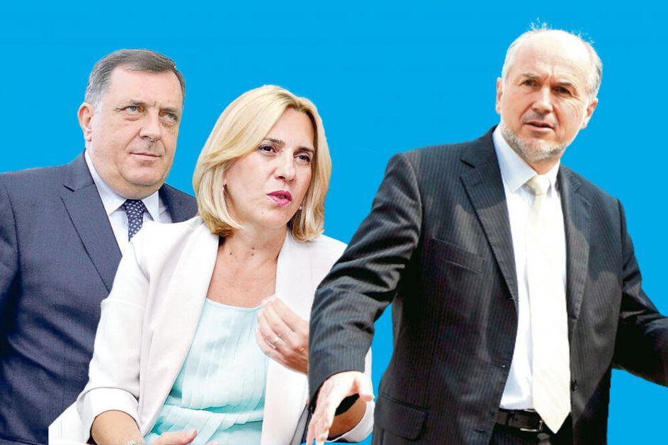INCKO PORAŽEN: Sve partije u Republici Srpskoj jednoglasno ODBACILE NAMETNUTE ODLUKE!
