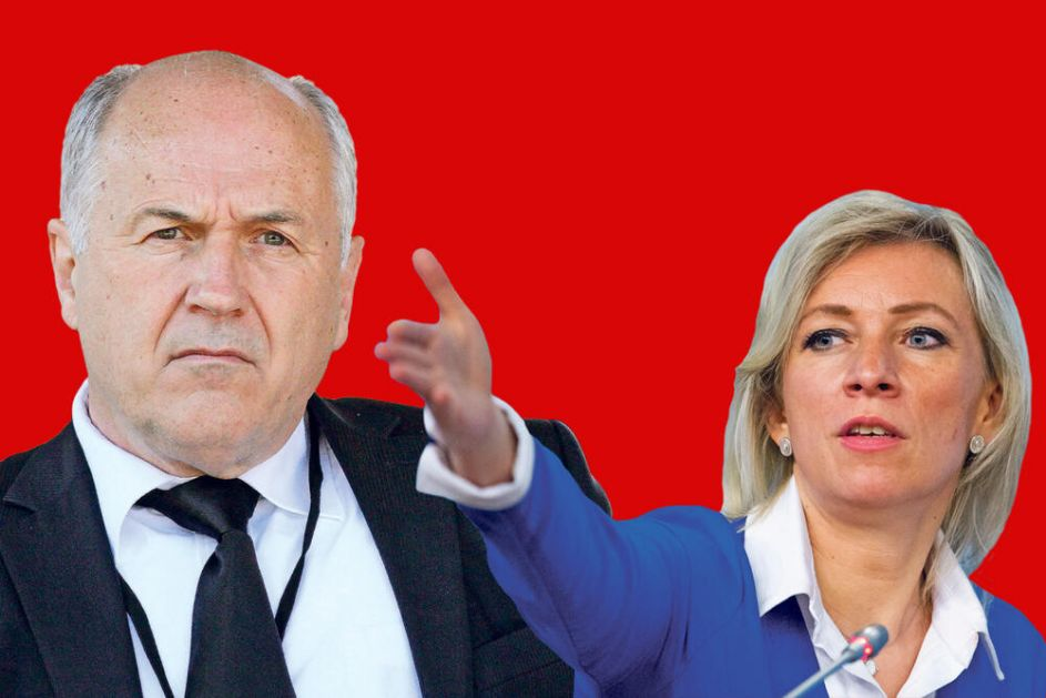 INCKO ZASTRAŠUJE SRBE! Zaharova: Ovo je napad na suverenitet BiH