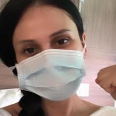 INDIRA KRITIČNO?! Pevačica se glasila iz bolnice: Prizor koji je podelila UZNEMIRIO SVE! (FOTO)