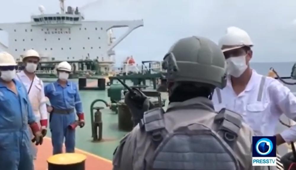 INDONEŽANI ZAPLENILI IRANSKE I PANAMSKE TANKERE: Optužii ih da ilegalno prevoze naftu ( VIDEO)