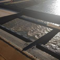 INICIJATIVA! Stakleni most preko reke Nišave