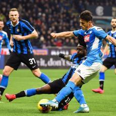 INTER ZA SPAS SEZONE: U polufinalnom derbiju Kupa Italije gostuje sa GOLOM zaostatka