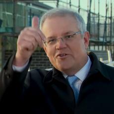 INTERNET SENZACIJA: MARŠ S MOG TRAVNJAKA! Vlasnik imanja OTERAO australijskog premijera sa pres konferencije (VIDEO)