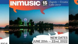 INmusic festival #15 tek u lipnju 2022. godine