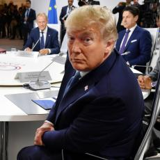 IRAN I FRANCUSKA NA SAMITU G7 IZA LEĐA AMERIKANCIMA: Tramp ne zna za susret Makrona i Zarifa