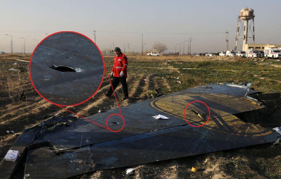 IRAN OBORIO UKRAJINSKI BOING 737?! Isplivali šokantni podaci o POGIBIJI 176 LJUDI!