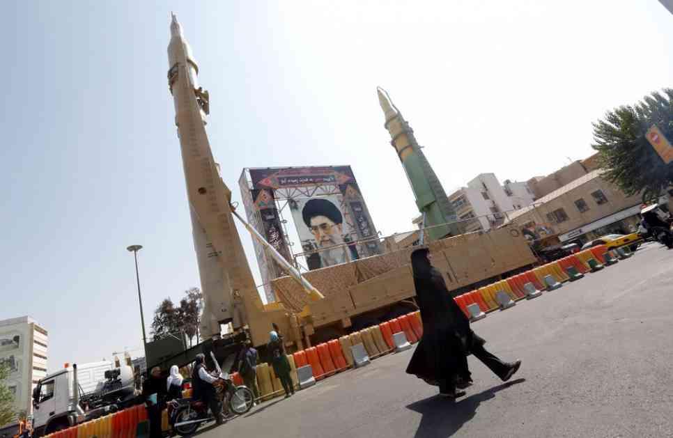 IRAN ODGOVORIO FRANCUSKOJ: Odbrambeni raketni program je prirodno nacionalno pravo Irana!