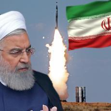 IRAN SE OSLANJA NA SVOJE ORUŽJE: Uspešno testiran novi sistem PVO