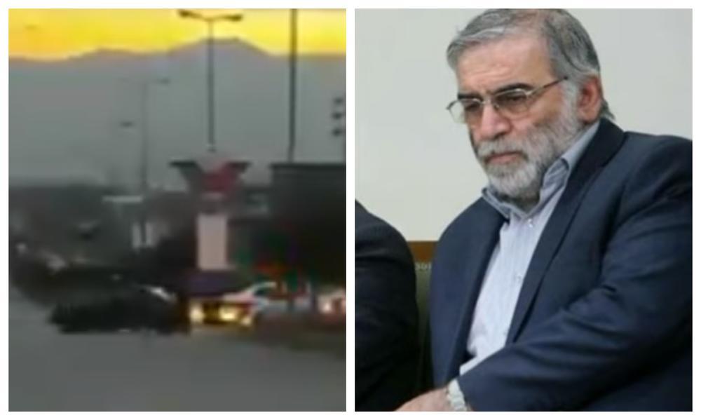 IRANSKI NAUČNIK UBIJEN MITRALJEZOM NA DALJINSKO UPRAVLJANJE? Postoje različite verzije o napadu, pljušte optužbe na račun Izraela