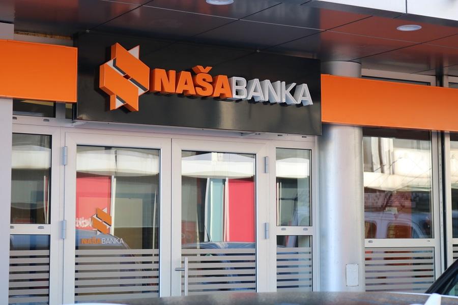 """IRB prodaje petinu  akcija """"Naše banke"""" za četiri miliona KM"""