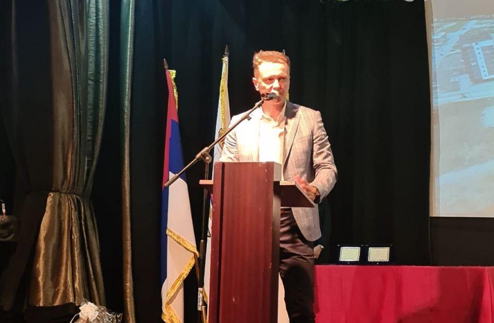 IRB-u priznanje za doprinos razvoju Istočnog Novog Sarajeva