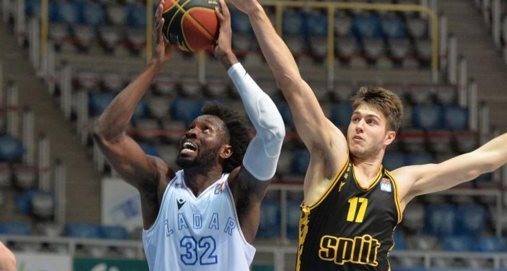 ISKOPIRAO ŽUĆKA: Košarkaš Zadra izvodi bacanja kao jedan od najvećih asova igre pod obručima (VIDEO)